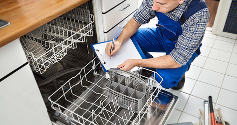Thermador and Sub-Zero Dishwasher Repair in Dallas